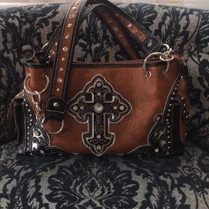 Western style purse